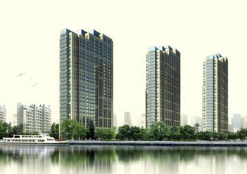 上海浦东国信兴江海景园